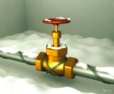 Для обогрева водопровода