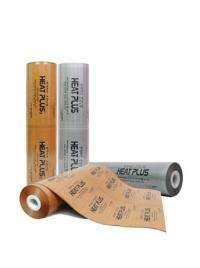 Инфракрасный пленочный сплошной теплый пол HEAT PLUS APN-410 1м / 0,5м