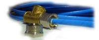 Муфта для ввода кабеля в трубу
