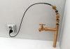 Саморегулирующийся греющий кабель для ввода внутрь питьевой!!! водопроводной трубы HeatUp 15 Вт/м